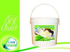 Coco Flour, Kokosmehl 1 kg intensiven Duft und Geschmack nach Kokos
