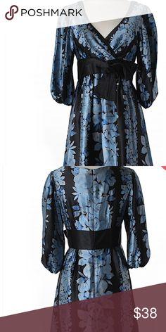 Anthropologie Nanette Lepore  silk dress Excellent condition 100% silk Anthropologie Dresses Midi