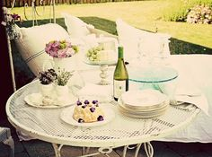 sweet garden party
