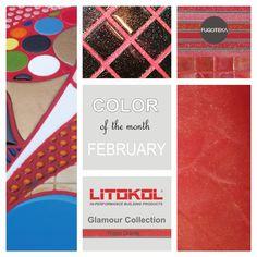Color February - Lirokol Glamur Collection - Rosso Oriente