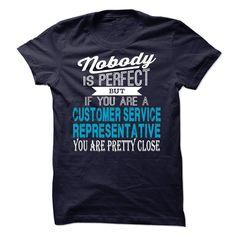 Cool Customer Service Representative T Shirt