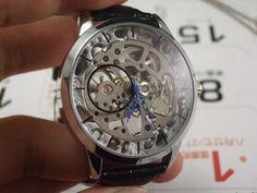 watch-silver-skeleton-new-steampunk-mechanical-watch-vintage-style-women-mens-black-leather-watch-handmade-retro-wrist-watch_2.jpg (640×480)
