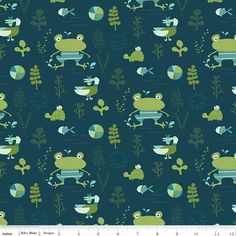 Bundle Of Love Turtles Panel 9 Turles Per Panel Cotton Fabric