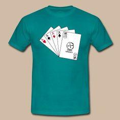 Väärin kätköilty - Miesten t-paita