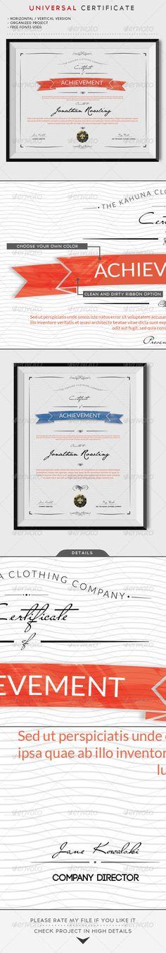 Multipurpose Certificate Template Certificate templates - certificate template download