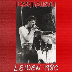 IRON MAIDEN - Leiden 1980