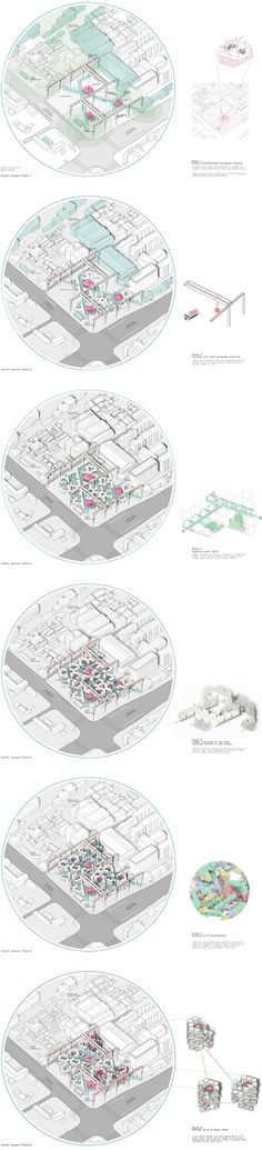 architecture diagrams _ AA School of Architecture 2013 - Intermediate 6 - Ke Wang: