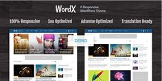 WordX Theme Review | Professional WP Theme for Blog and Magazine