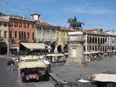 PADOVA - Piazza dei Santo
