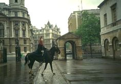 London England. I could even see myself living here, wouldn't even have to learn a new language!