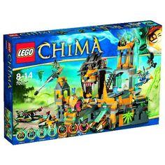 Lego Legends of Chima 70010 - Der Löwen-CHI-Tempel Lego http://www.amazon.de/dp/B00B06I4W4/ref=cm_sw_r_pi_dp_9-WHub0RTT5JM