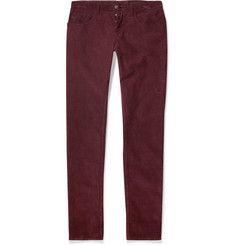 GucciSlim-Fit Corduroy Trousers
