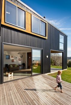 Nelson House by Kerr Ritchie » Archipro
