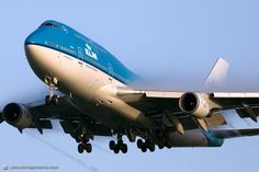7 KLM Royal Dutch Airlines Boeing 747-406(M) PH-BFS