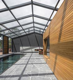 Загородная резиденция Casa Mororó в стиле бразильского минимализма-30