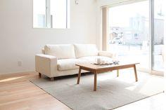 The MUJI living room.