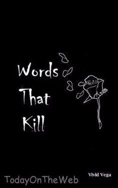 Words That Kill (New Paperback) by Vivid Vega