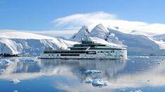 Yacht Design, Boat Design, Explorer Yacht, Expedition Yachts, Power Catamaran, Outdoor Cinema, Massage Room, Steam Room, Open Layout