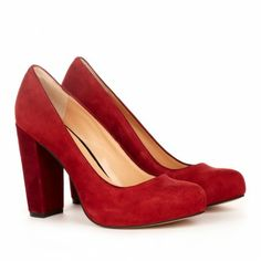 Block heel pumps - Ava