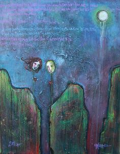 """This painting """"As You Wish"""" by amazing artist Laurie Maves. www.lauriemavesart.com"""