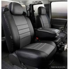 2003 silverado Leather Seat Covers for Trucks, @ RealTruck. Leather Seat Covers, Cover Gray, Chevrolet Silverado 1500, 2003 Silverado, Silverado Parts, Herman Miller, Custom Seat Covers, Chevrolet Trucks, Pickup Trucks
