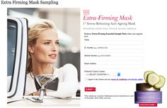 3-30 Nov 2016: Clarins Extra Firming Mask Sample Giveaway