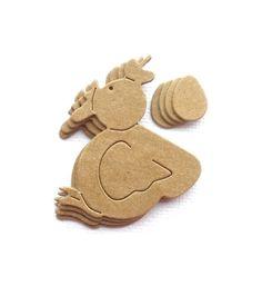 ♥ ♥ Set Huhn und Eier ♥ ♥      Kann bemalt und/oder beklebt werden       Sie erhalten:    ♥ 1 Set wie abgebildet bestehend aus 1 Huhn und 1 Ei     ♥ G