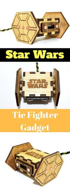 Star Wars Tie Fighter Gadget - Star Wars Gift #starwars #tiefighter #gadget