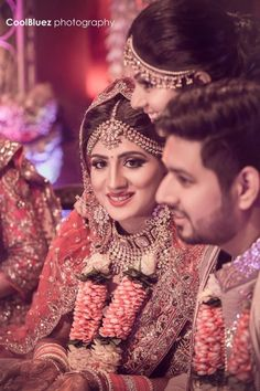 A wedding is the most special day of the life and everyone wants to make their big day special. There are lots of ideas and themes regarding the weddi Indian Bride And Groom, Mehndi, Big Day, Bridal Dresses, Poses, Wedding, Fashion, Figure Poses, Mariage