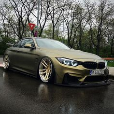 BMW M4 there's no need for the spoiler am i right?