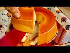 PUDIM DE LEITE NINHO SEM FORNO E SEM OVOS - YouTube Pasta, Bento, Just Desserts, Mousse, Ale, Waffles, Sweets, Banana, Fruit
