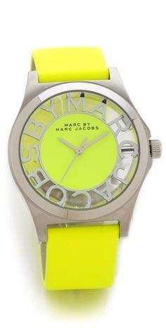 Marc by Marc Jacobs Henry Skeleton...    $175.00