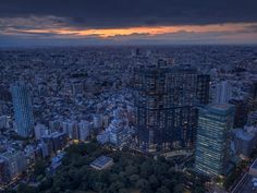 Tokyo night view - Google+