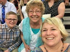 Mom, Jack and GE