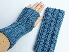 Fingerless Blue Gloves available at Golden Heart Crafts. Check it out! Blue Gloves, Golden Heart, Blue Things, Heart Crafts, Fingerless Gloves, Arm Warmers, Check, Handmade, Fashion