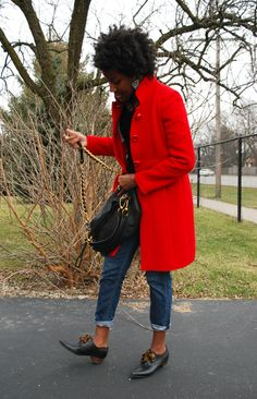 Fashion Bombshell of the Day: Marie from Chicago - The Fashion Bomb Blog : Celebrity Fashion, Fashion News, What To Wear, Runway Show Review...
