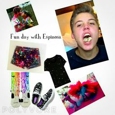 Fun day with Matthew Espinosa