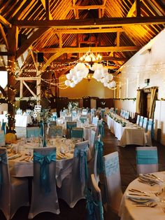 Total hospitality- turquoise theme