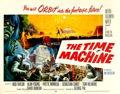 George Pal's classic The Time Machine (1960)