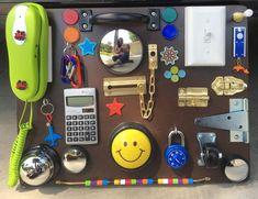 Toddler Busy BoardBusy BoardActivity | Etsy