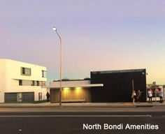 2016 North Bondi, NSW North Bondi Amenities is a building that belongs to the sand and surf of Bondi Beach. Addressing the iconic promenade, it is designed for sandy feet, summer Sunday crowds and the relentless coastal elements. This building…