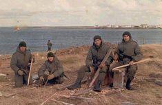 Fotos Nunca Antes Vistas De Malvinas 1982 ( Parte 2 )