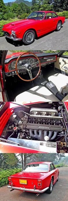 1964 Maserati Sebring 3500 GTiS