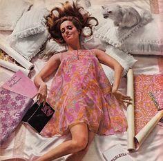 Kayser  Vogue US - September 1, 1967