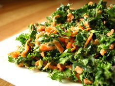 Loris Kale Slaw Recipe - Food.com This is my favorite ever kale slaw.  It is great alongside grilled meat.  Spicy and delicious.  Paleo mayo makes it Whole30 Compliant.  Life is good.