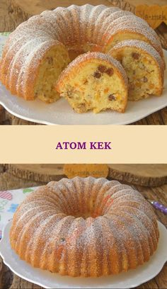 Pasta Cake, Sweet Cookies, Best Cake Recipes, Beautiful Cakes, Food Cakes, Doughnut, Ham, Muffin, Food And Drink