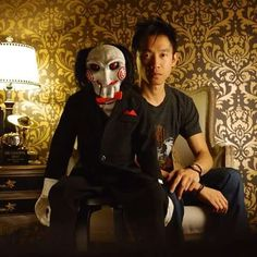 No one will ever be as cool as James Wan