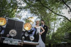 Belle Classic Wedding Cars | Brookside Winery