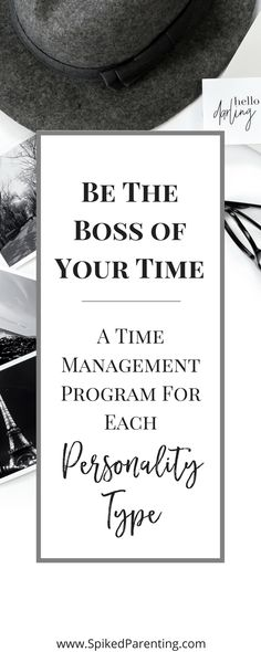 Do you struggle with managing your time? I've turned my experience as a productivity coach into a time management program to get you real results!