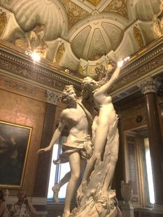 A Hidden Treasure in Rome: Galleria Borghese - Cassidy's Adventures